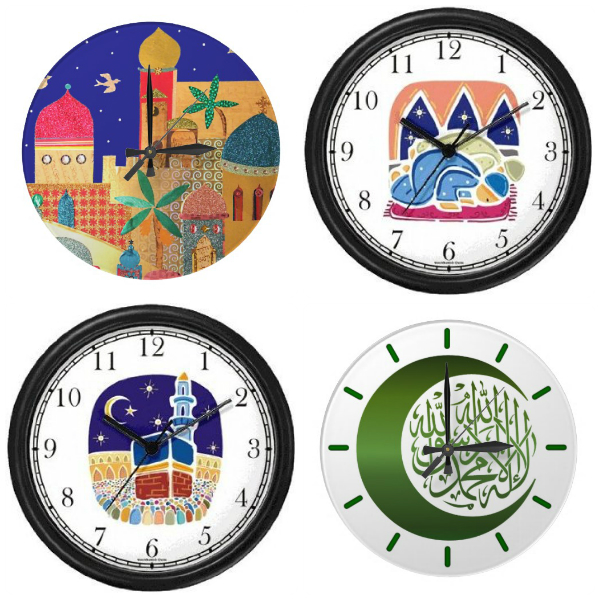 Islamic Clocks Kids