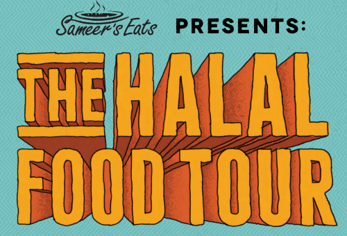 Sameer's Eats The Halal Food Tour