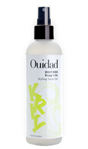 Ouidad KRLY Kids Pump & Go Spray Gel $16