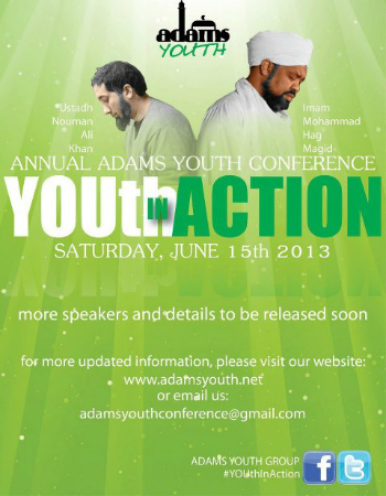 ADAMS Annual Youth Conference
