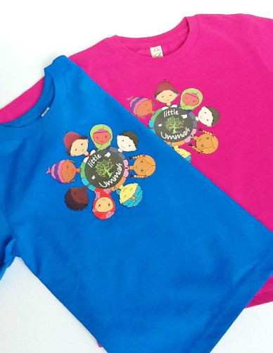Eastern Toybox Little Ummah Organic T-shirts