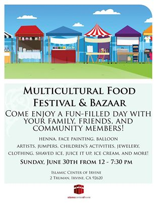 Food Festival and Bazaar