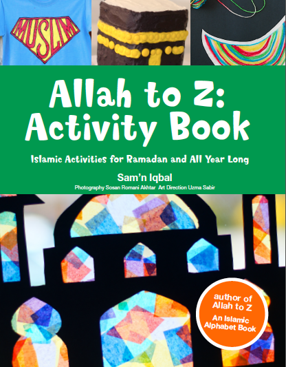 Allah to Z: Activity Book