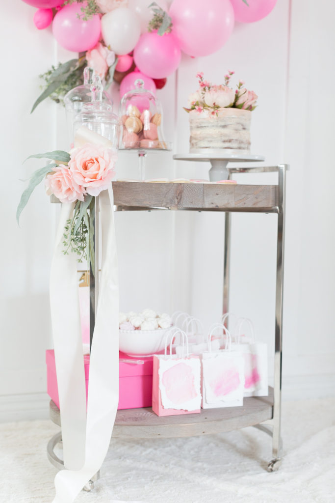 Party Station Bar Cart